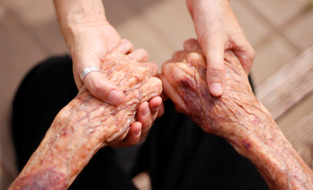 The importance for respite care for both caregiver and patient